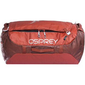 Osprey Transporter 65 Travel Luggage red
